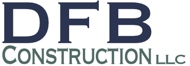 Logo for DFB Construction LLC